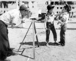 Youngsters enact Old West in playing real movie roles