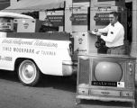 Color TV arrives