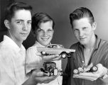 Valley youths enter state model car competition