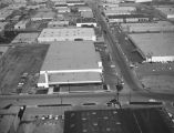 Sylvania Electric Products, Inc., Gayhart Street and Davie Avenue, looking north