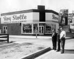Newly expanded Roy Stolle TV store in North Hollywood