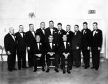 North Hollywood Masonic officers