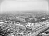 Memorial Coliseum and the Memorial Sports Arena, Exposition Park