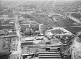 California Malting Company, Malt Avenue, looking south