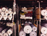 Fabric at Karen Kane headquarters