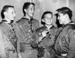 Boy Scouts win awards