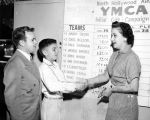 Woman tops N.H. YMCA fund campaign