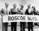 Roscoe Boulevard section opened