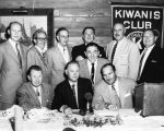 Toluca Lake Kiwanis Club instituted