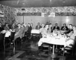Dealers attend steak-stew dinner