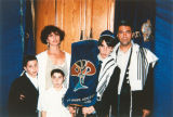 Family Bar Mitzvah portrait