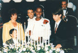 Ethiopian at Bar Mitzvah