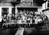 Workman's Circle School class photo