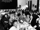 Banquet at the Yiddish Culture Club
