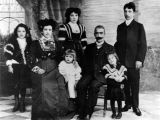 Armenian American family portrait