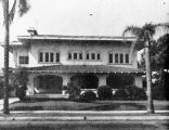 Residence of Norman O. Houston