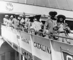 Passengers on the S.S. Catalina