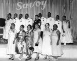 African Americans at the Savoy