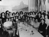 Women at Clifton's Cafeteria