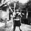 Mexican American boxer