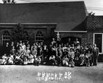Korean American congregation