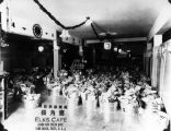 Interior of Elks Cafe, Long Beach
