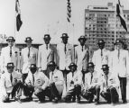 U.S. Boxing Team at Pan American Games