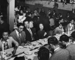 Banquet at the Chinese Presbyterian Church