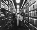 Students in state archives