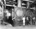 Sherman Institute boiler room
