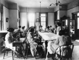 Sherman Indian High School Dressmaking Department