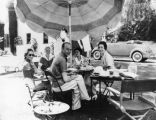Bel Air luncheon with Dorothy Lamour