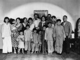 Chinese Americans in cast of Charlie Chan movie