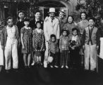 Cast of Charlie Chan movie