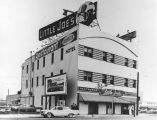 View before remodeling, Little Joe's Restaurant