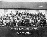 Group at the Rivers Christian Church