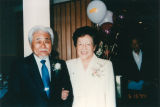 Charles and Misao Okada, 50th anniversary
