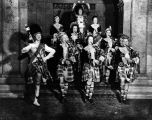 Highland Lassie's Bagpipe Band