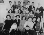 Balucas family reunion in 1955, San Francisco