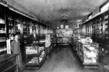 Drugstore interior