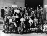 San Pedro Naval Supply Depot workers