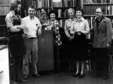 Dawson's Book Shop staff on Larchmont
