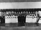 Choir at the Embassy Auditorium