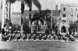 Soccer team at Loyola Marymount University