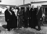 Church groundbreaking