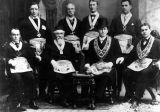 Portrait of Freemasons
