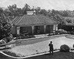 Guesthouse at Bugsy Siegel's home