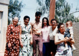 Esther Fruchter's family in Israel