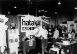 Hataklit booth at Kosher Fest