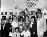 Los Angeles Olympic Games organizing committee